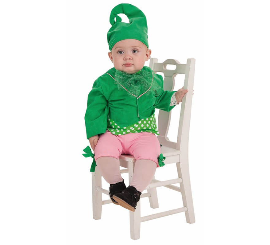 Disfraz de duende del bosque para beb - Disfraces de duendes de navidad ...