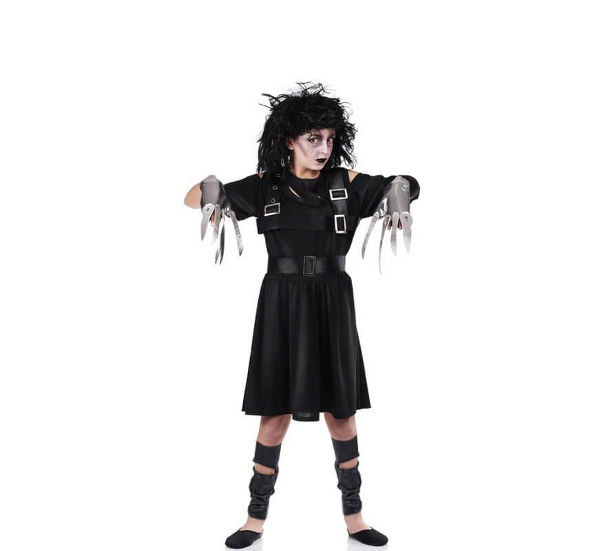 86a8184179156 Disfraz de Eduardo Manostijeras para niño