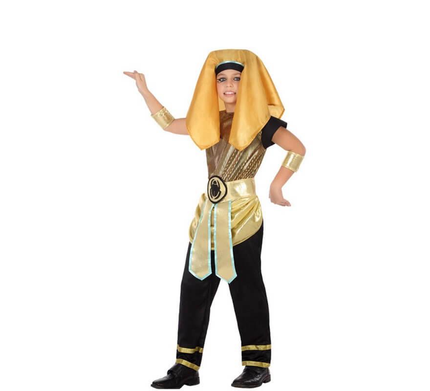 Negro De Disfraz Para Egipcio Niño dxCBothQrs