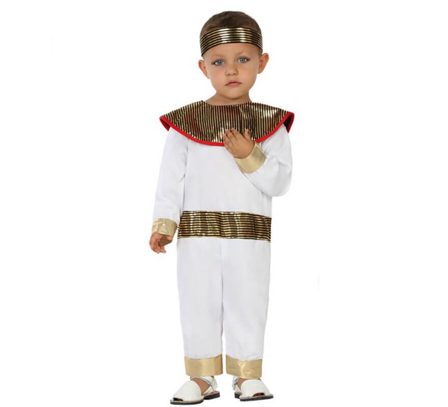Disfraz de egipcio para beb - Como hacer un disfraz de bebe ...