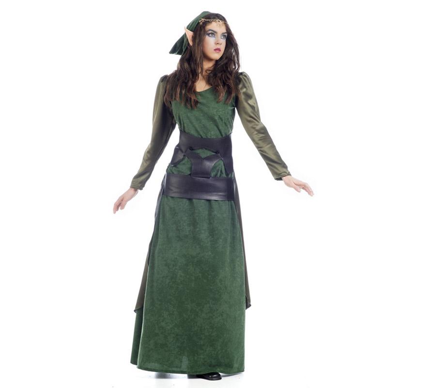 disfraz de elfa arethus para mujer - Disfraz De Elfa