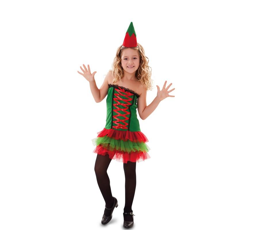 disfraz de elfa con tut para nia - Disfraz De Elfa
