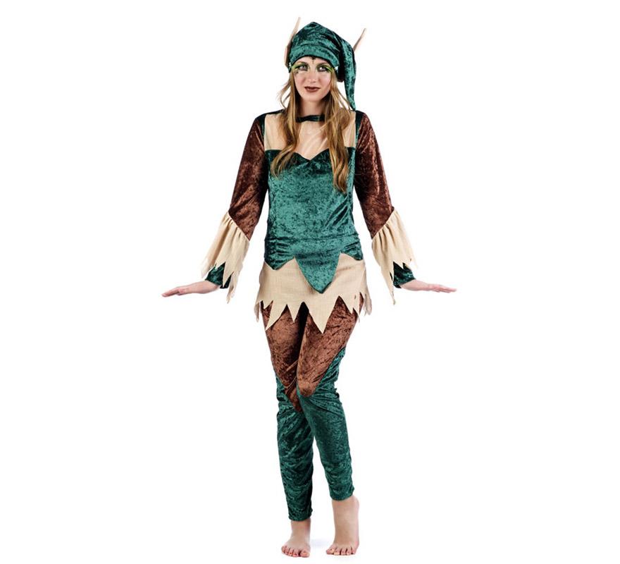 disfraz de elfa lorien para mujer - Disfraz De Elfa
