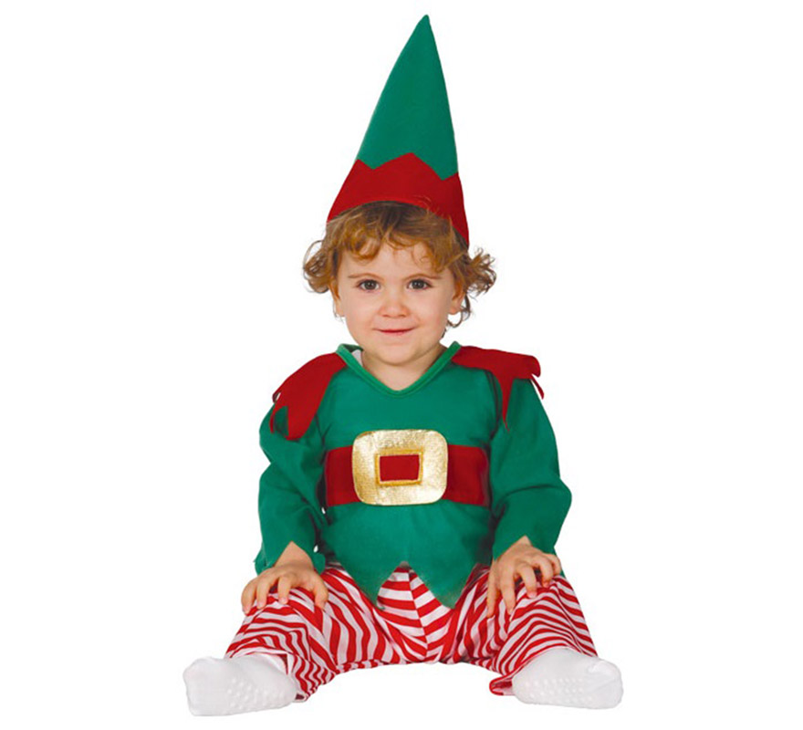 disfraz bebe navidad