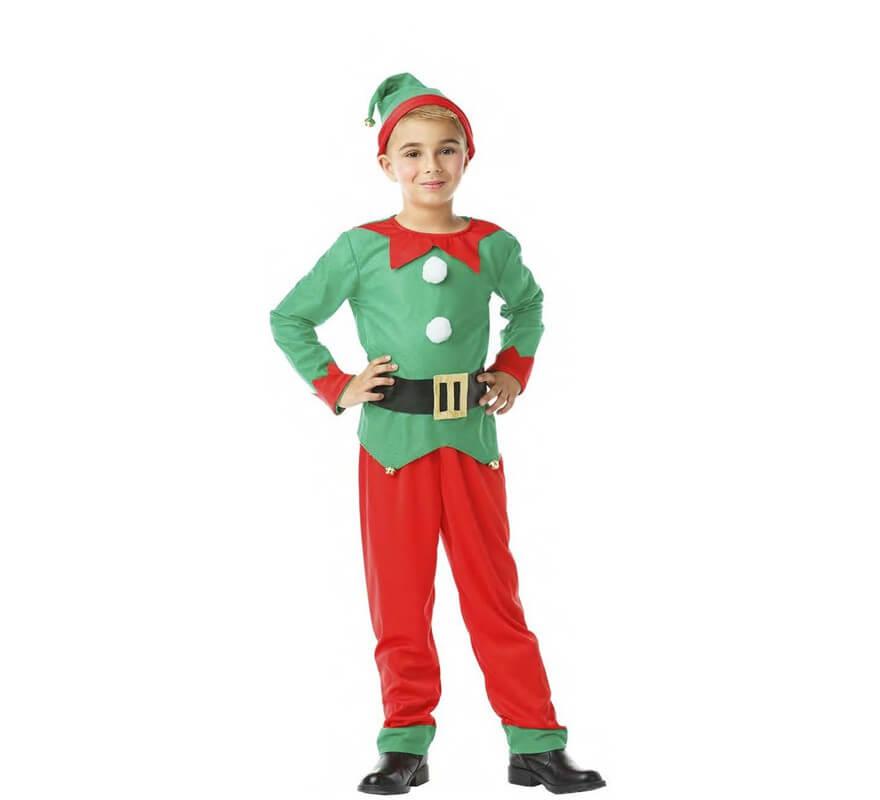 Disfraz de elfo con cintur n para ni o y beb - Disfraz elfo nino ...