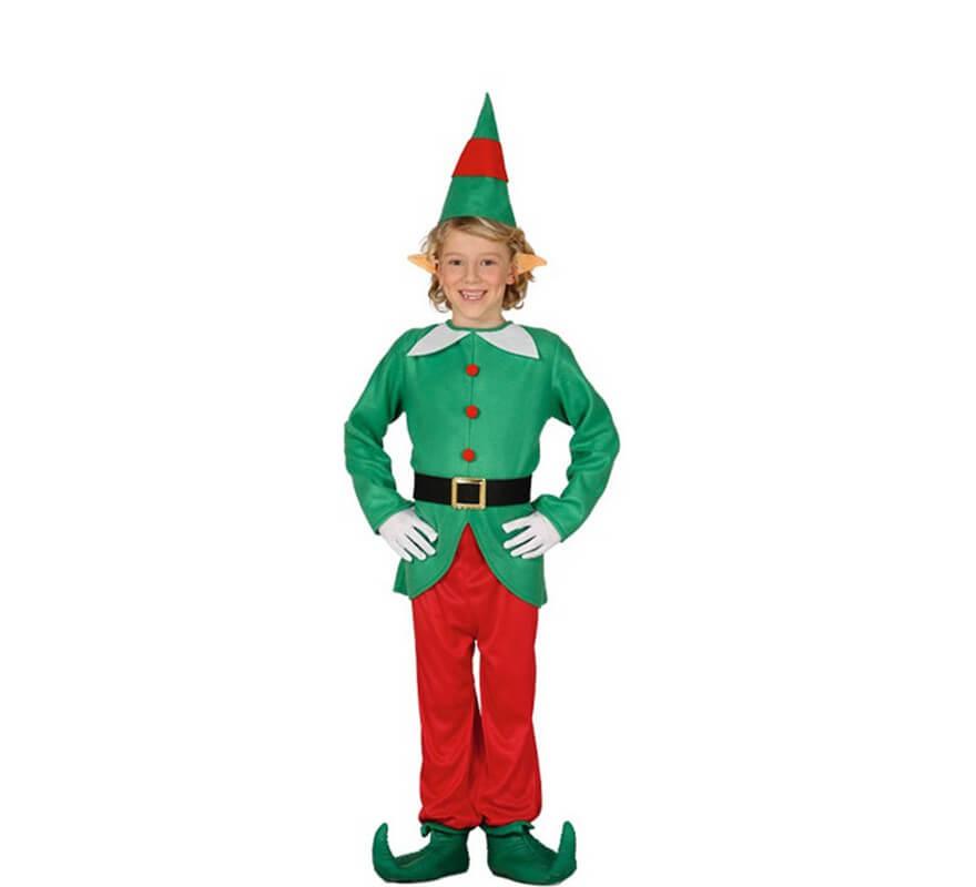 Trajes de duendes de navidad para ni os - Disfraces de duendes navidenos para ninos ...