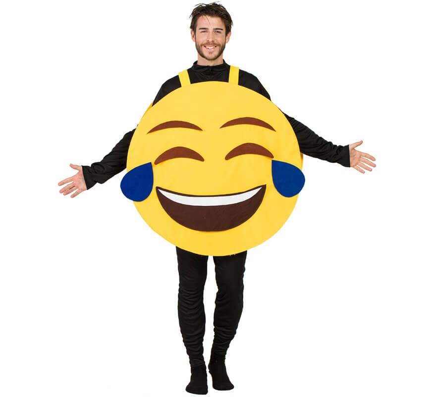 Disfraz de emoticono para adultos - Ideas originales para fiestas de adultos ...