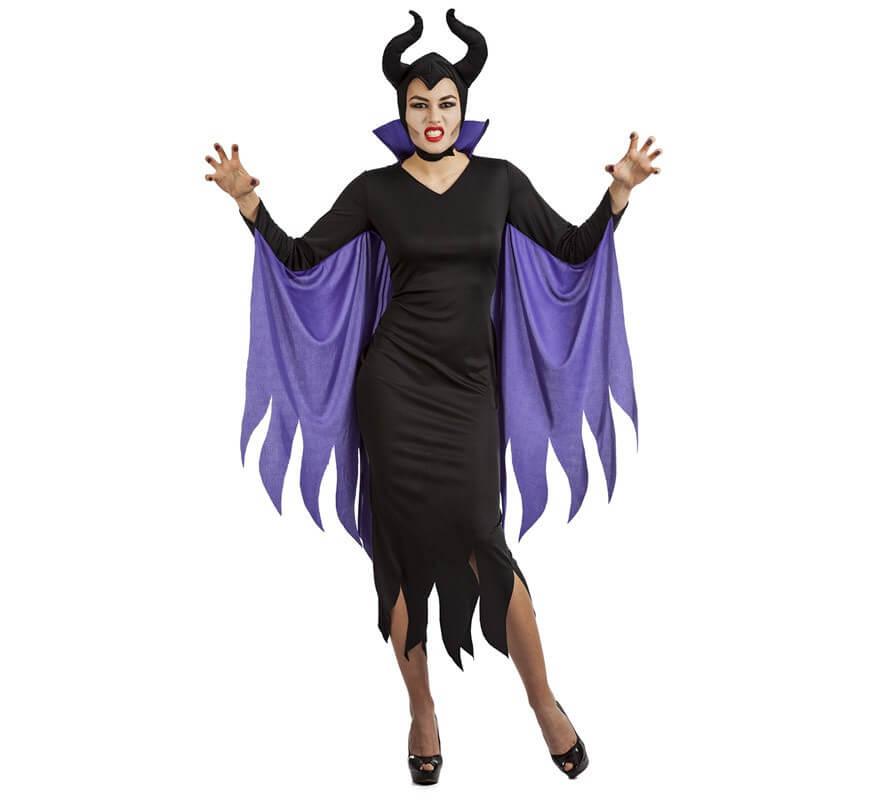 Disfraz de Emperatriz Siniestra para mujer