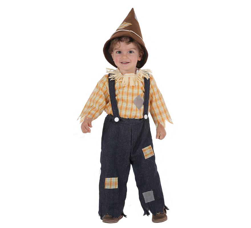 Disfraz de Espantapjaros para beb