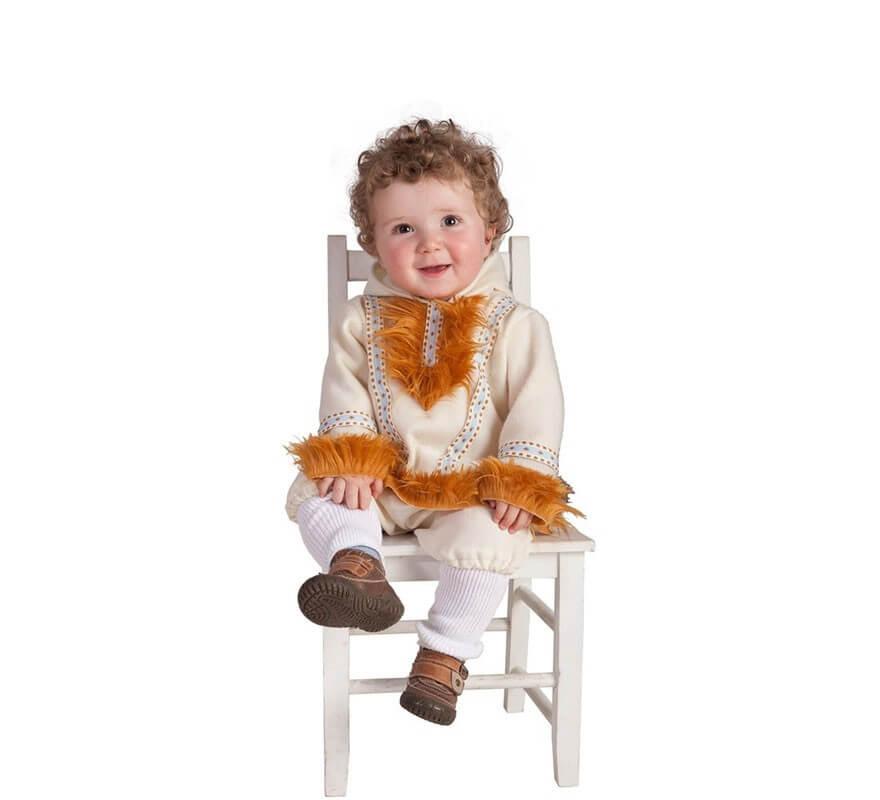521ee30ca Disfraz de Esquimal Nui para bebé