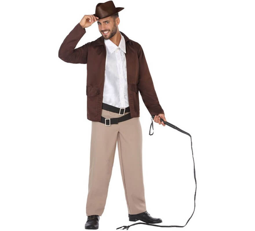 082490fbc0696 Disfraz de Explorador Aventurero para hombre