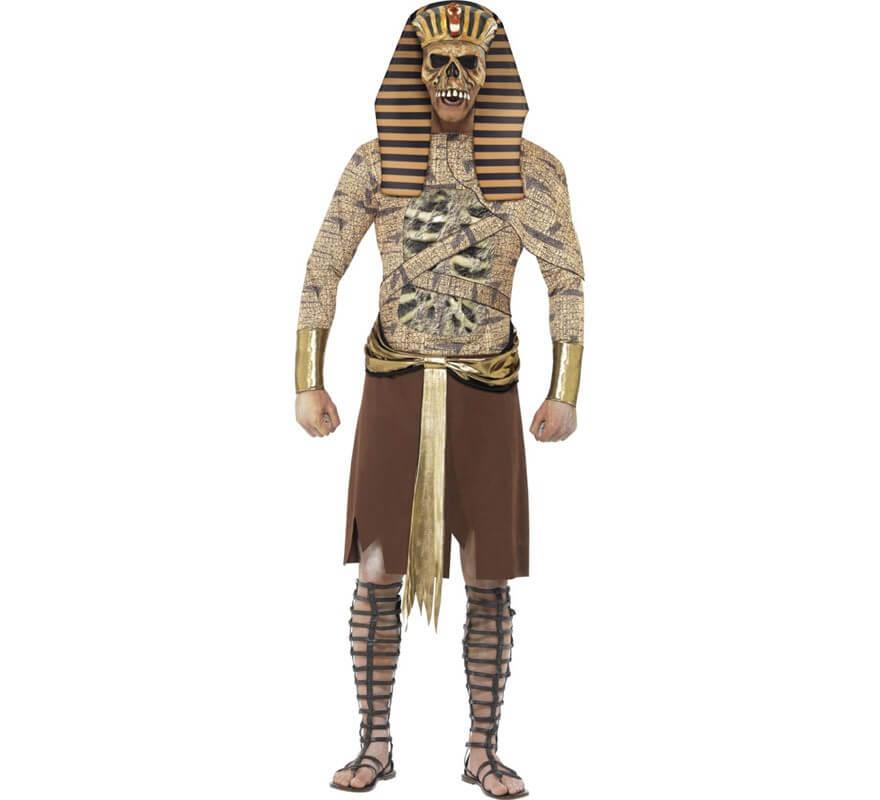 Disfraz de Faraón Momificado para Hombre