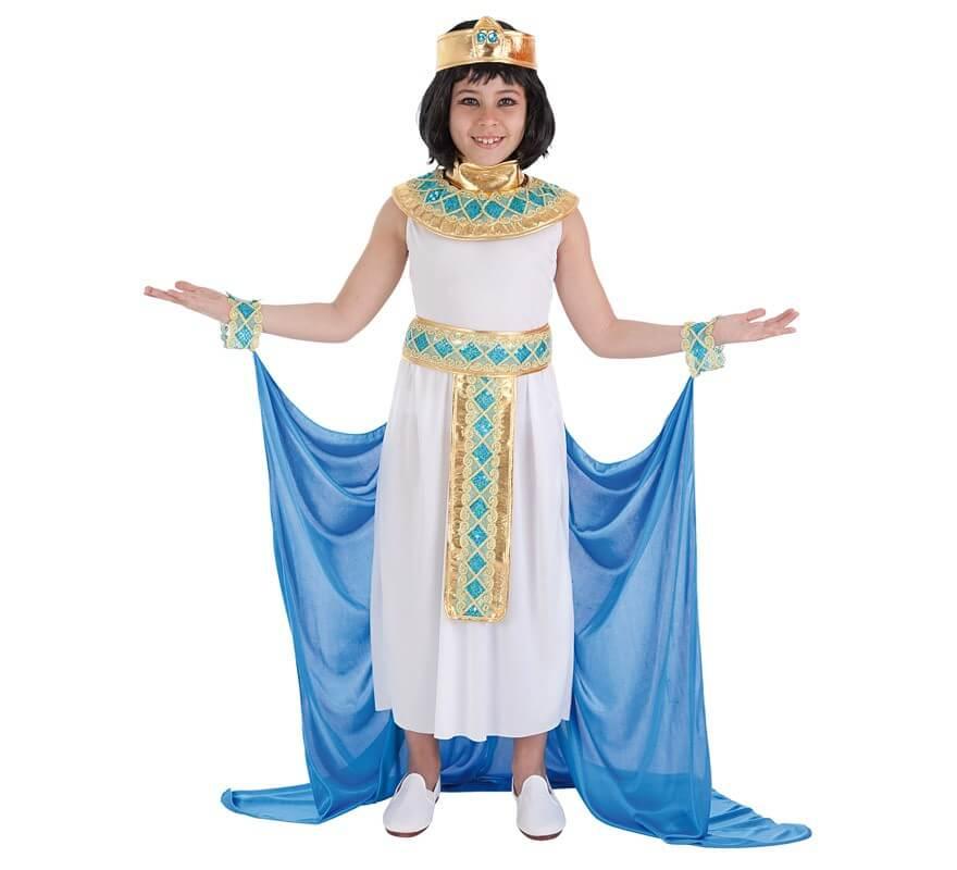 Para De Egipcia Disfraz Niña Faraona EIbH29YeDW