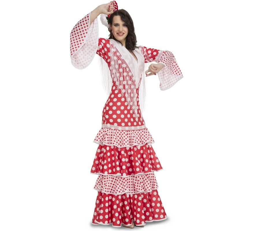 Femme Déguisement Rocio Flamenca De Pour kw8PXnO0