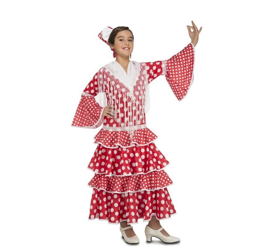 Disfraces de Sevillana, Flamenca, Torero y Cordobés · Tienda 24H