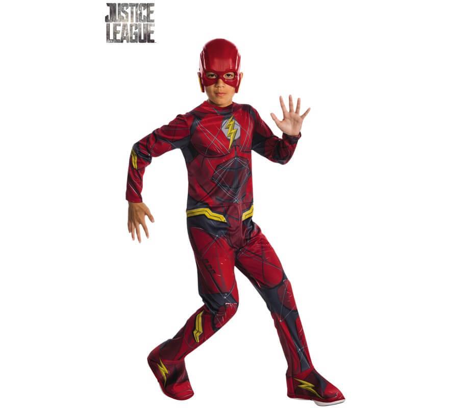 Disfraz de Flash Justice League para niño 73752c5ec31