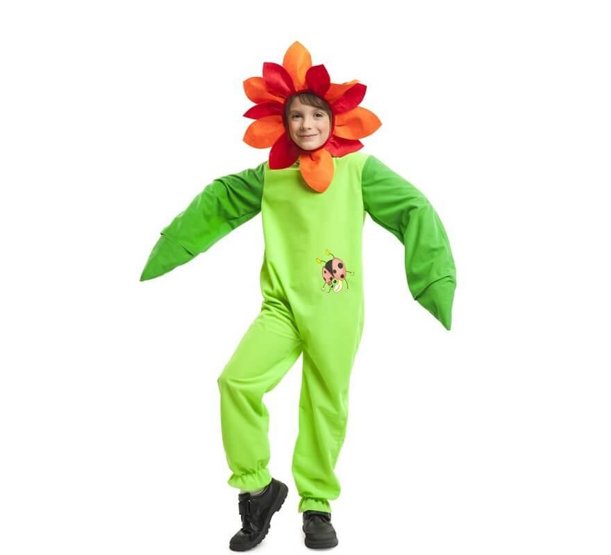 Primavera Disfraz De Flor Para Nina Con Tutu