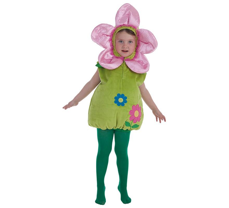 Como Hacer Disfraz De Flor De Primavera
