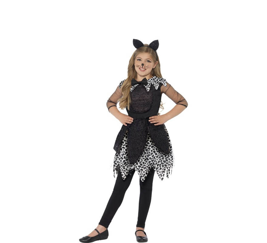Disfraz de gata negra para ni a - Disfraces de gatitas para nina ...