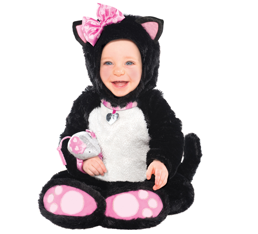 Disfraz de gatito encantador para beb s - Disfraces de gatitas para nina ...