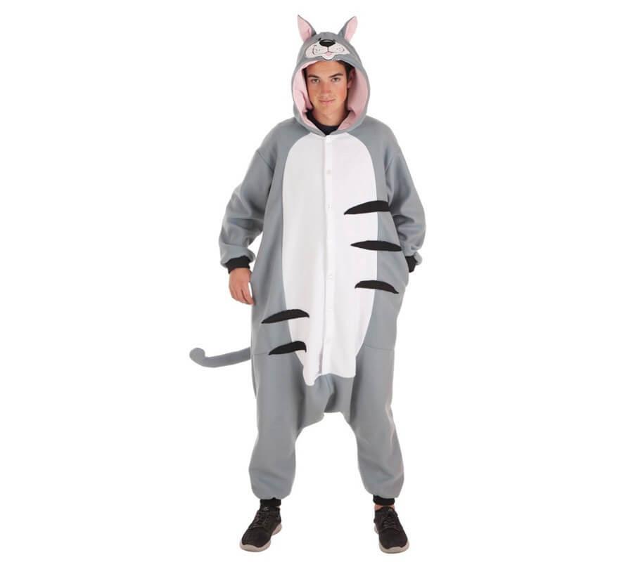 Disfraz de Gato para adultos
