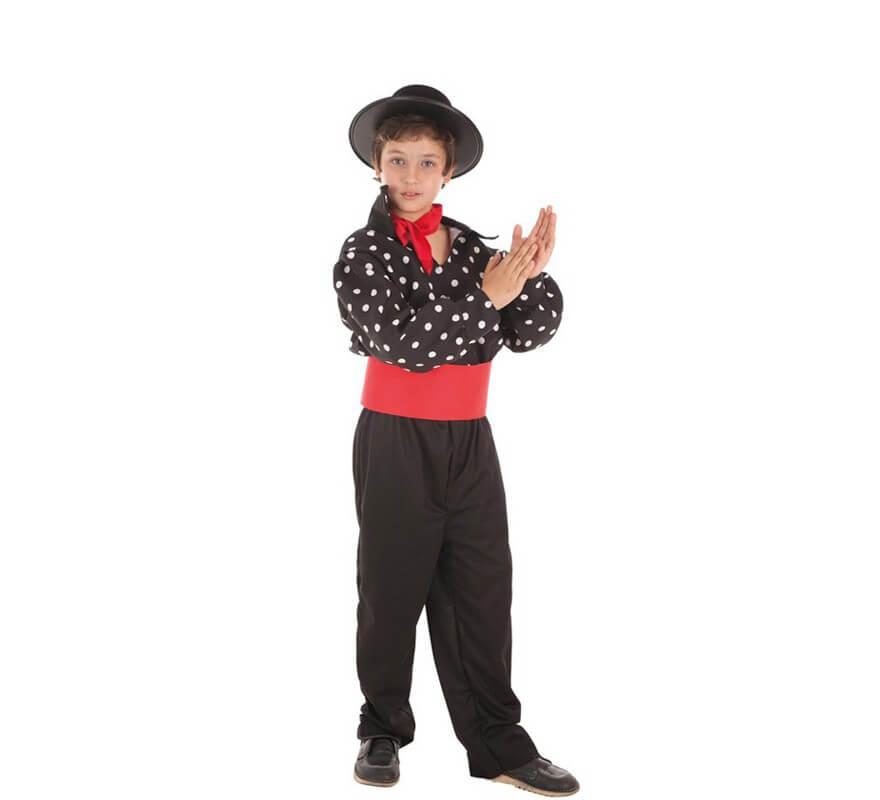 Disfraz de Gitano para niño 959cc9fd3f0