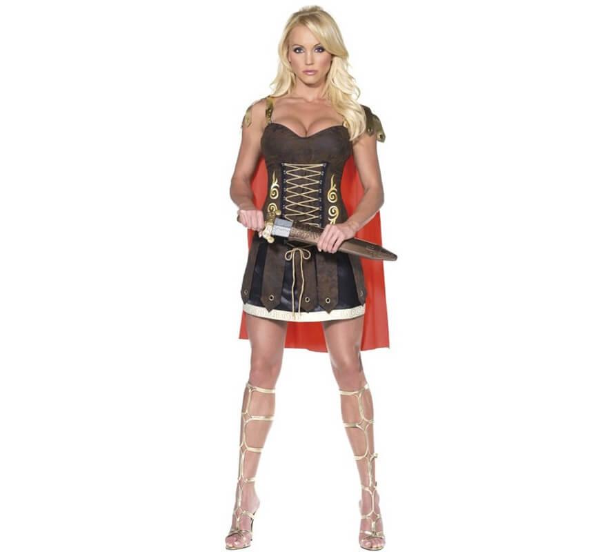 disfraces mujer romana
