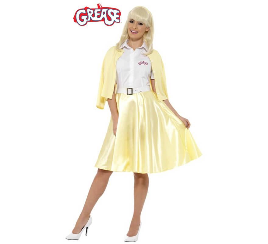 7faaa28826a Disfraz de Good Sandy de Grease para mujer