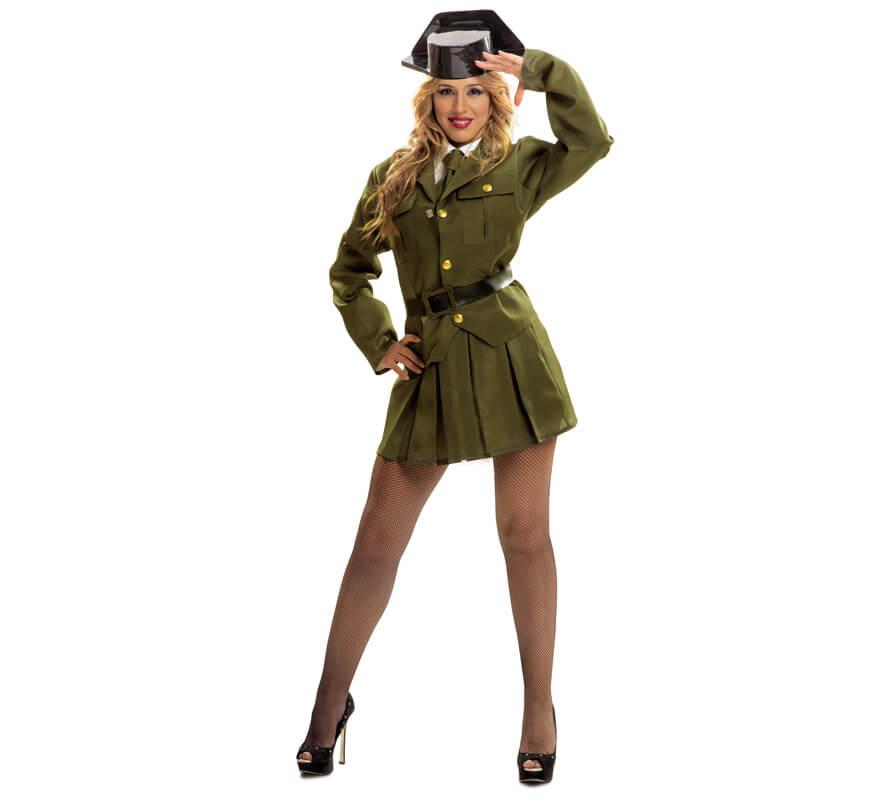 c5343e398 Disfraz de Guardia Civil sexy para mujer