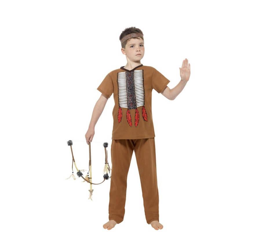 Disfraces De Indios Y Vaqueros Tienda Online Especializada 24h - Disfraz-india-americana