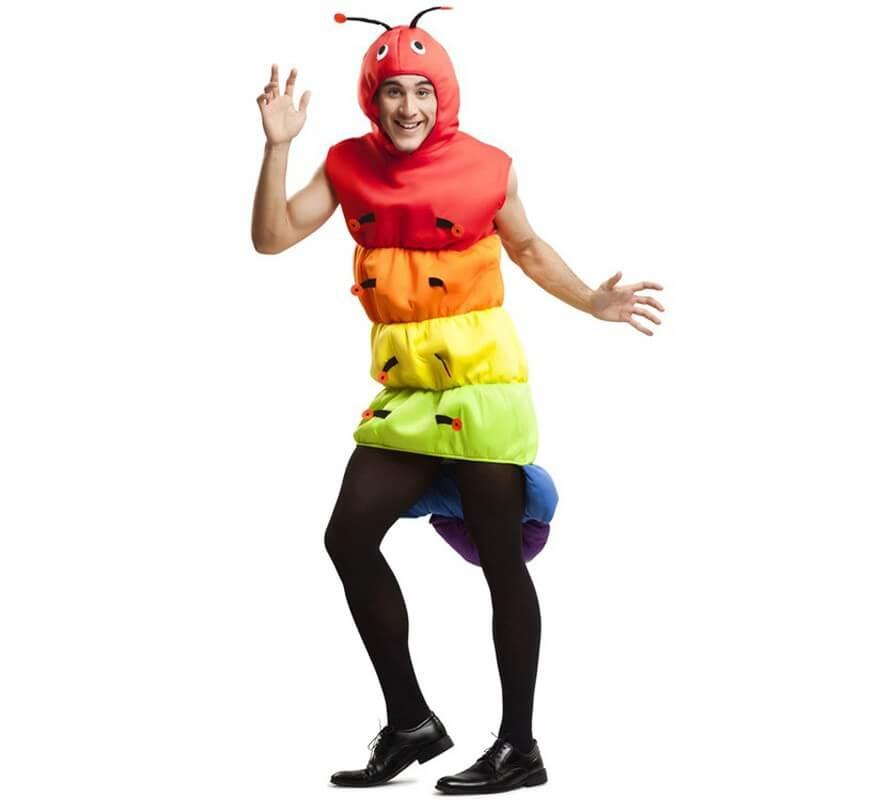 Disfraz de Gusano para adultos