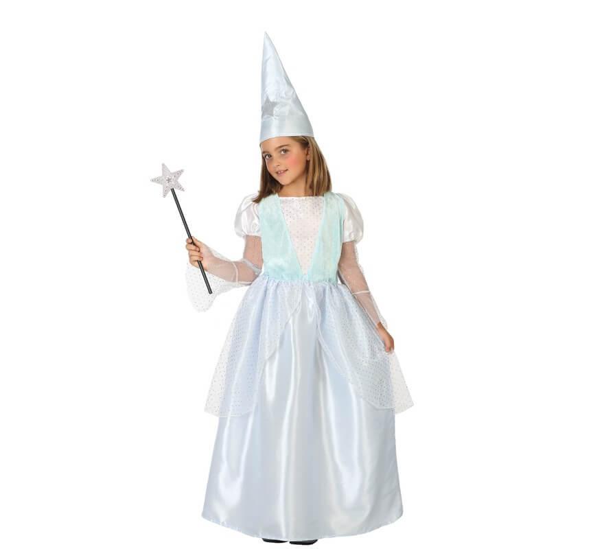 Disfraz de hada madrina para nina