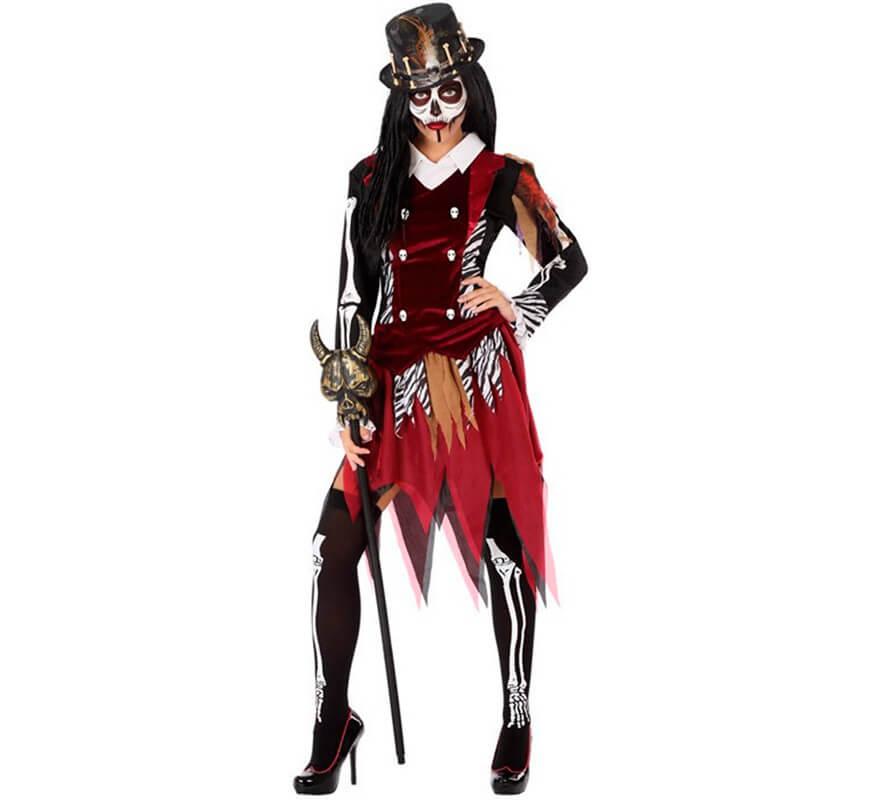1cb5618b8 Disfraz de Hechicera Vudú para mujer