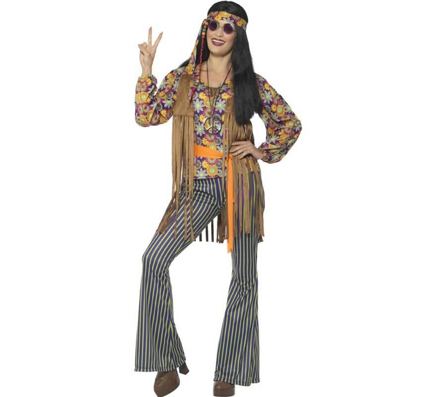 Disfraces Hippie Tienda Especializada 24h · Envíos Online De qqvfSP