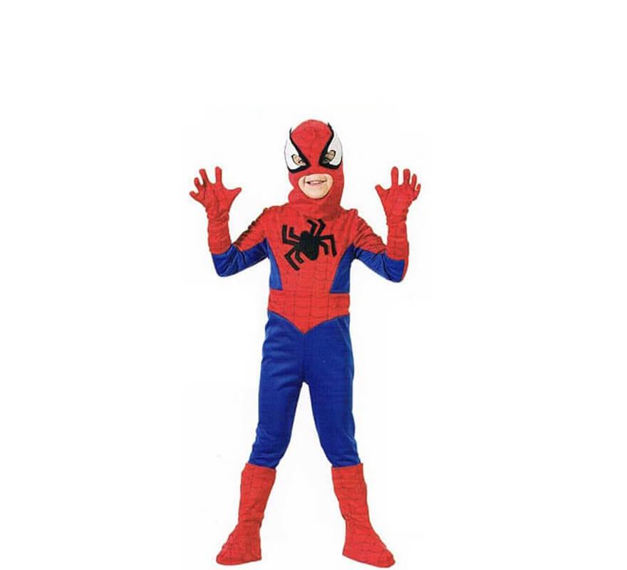 disfraces para ninos hombre arana
