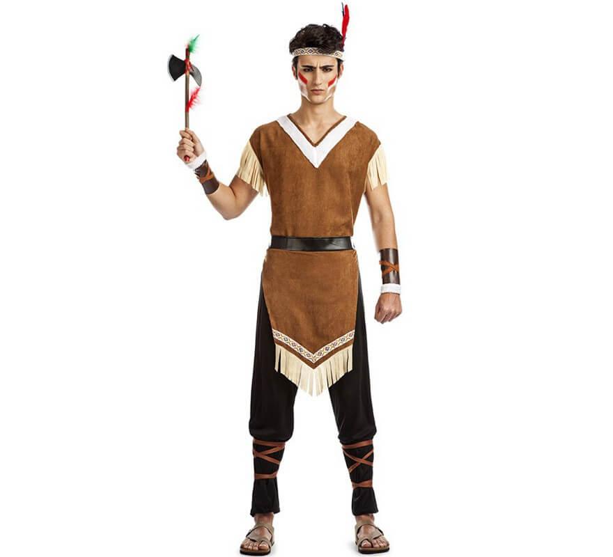 Disfraces De Indios Y Vaqueros Tienda Online Especializada 24h - Hacer-disfraz-india