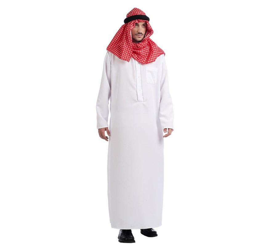 disfraz de jeque rabe para hombre