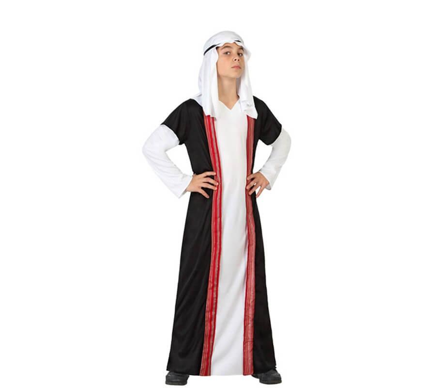 e23c739d9023 Disfraz de Jeque Árabe para niños