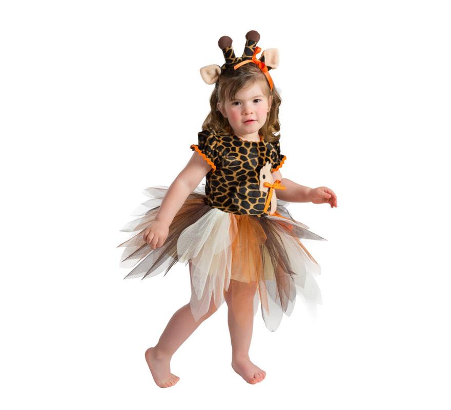 disfraz de jirafa tut para beb s de 18 meses