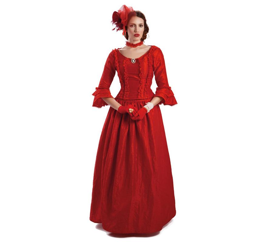 Disfraz de lady rot divina de poca para mujer for Disfraces de epoca