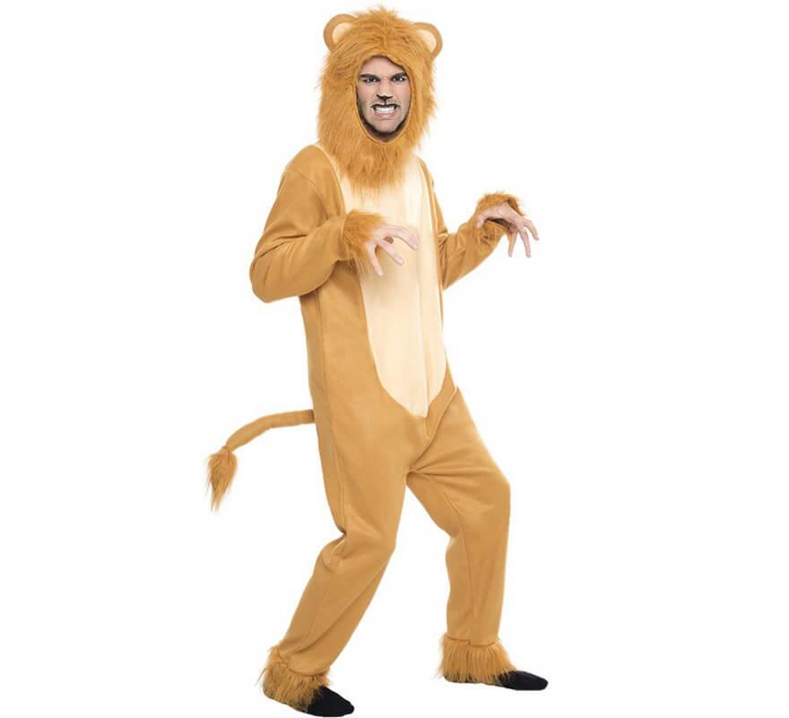 disfraces leon