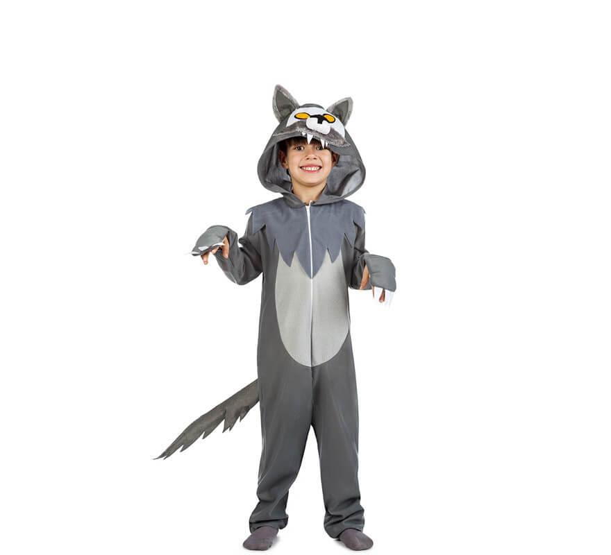 Disfraz de lobo precio en tiendas de 9 a 43 for Disfraz de lobo feroz