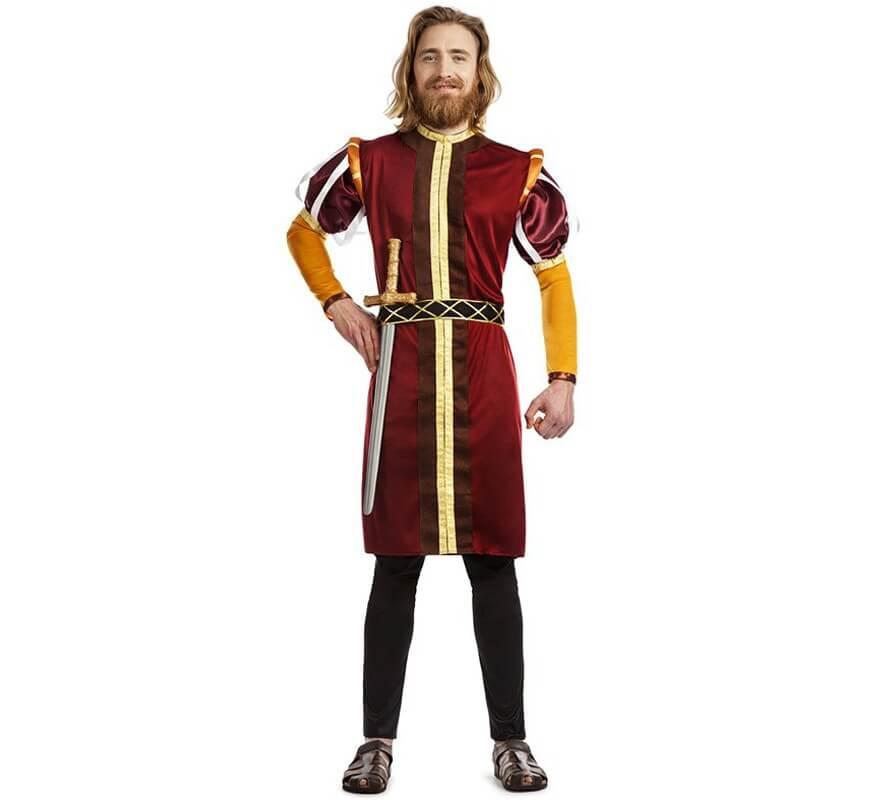 Disfraz Hombre De Medieval Lord Para POliTXZuwk