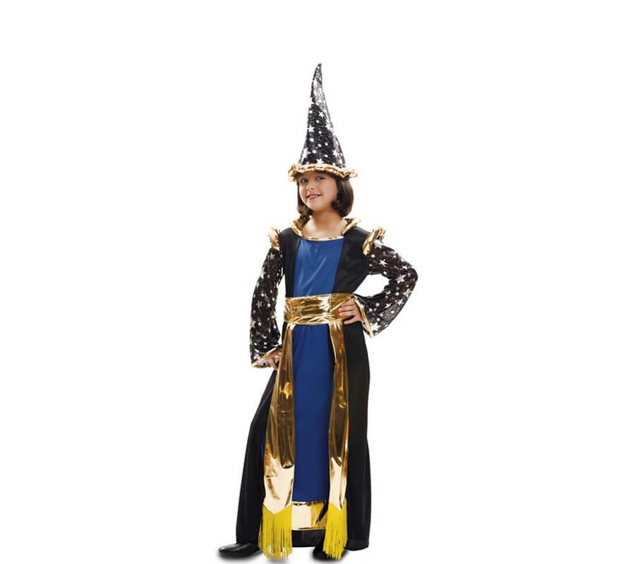 Disfraz de Maga Vivian para niña