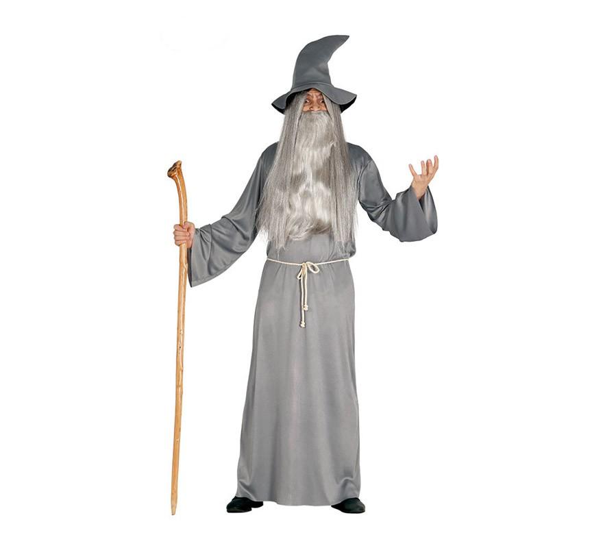 Disfraz de Mago Gandalf el gris para hombre c1b884f5412