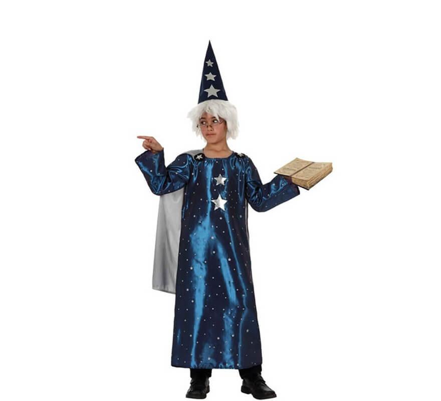 3198c5b0f Disfraz de Mago para niños