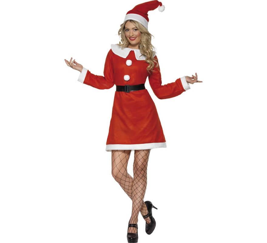 4de1a0921 🤶 Disfraces de Mama Noel