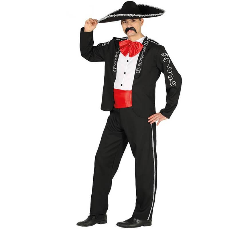 Arabian Bandito Per Adulti Costume taglia unica Giacca Pantaloni Cappello Costume