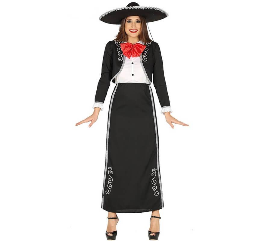 Déguisement De Mariachi Méxicain Pour Femme