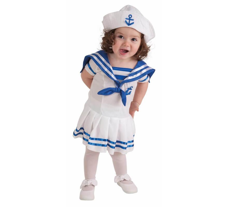 Disfraz de Marinera para bebé e5baad6b239